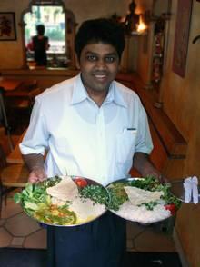 chandra kumari: ayubowan! - Sri Lanka Küche